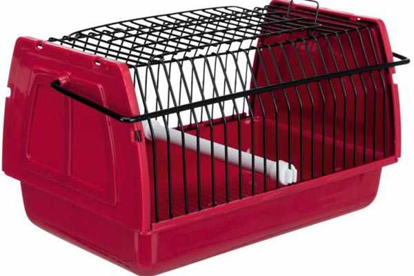 контейнер для пернатых